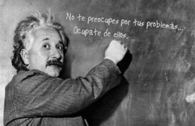 Aprender de los problemas