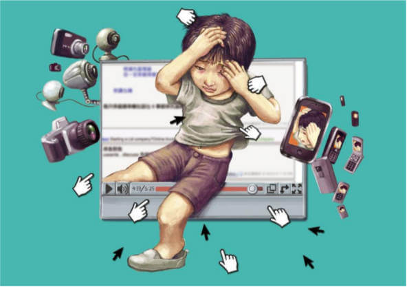 Ciberbullying – Acoso entre menores en la red