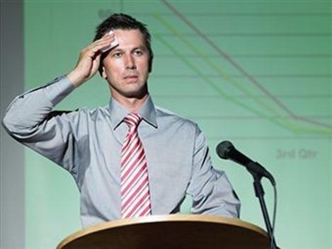 El psiquiatra responde: miedo a hablar en público