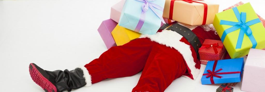 El estrés, un regalo navideño inesperado
