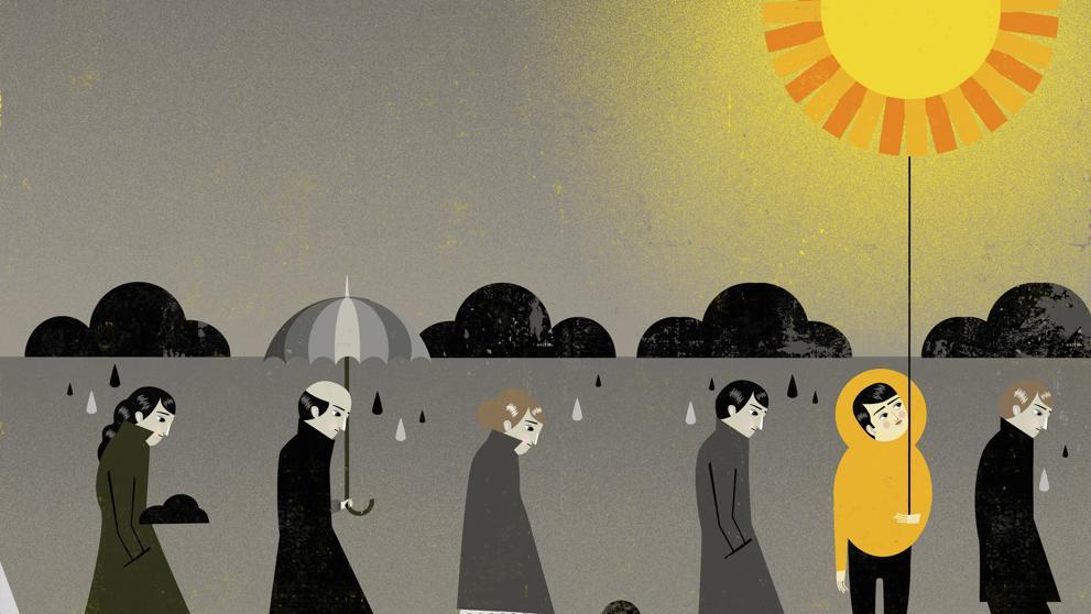 ¿Son más saludables las personas optimistas?