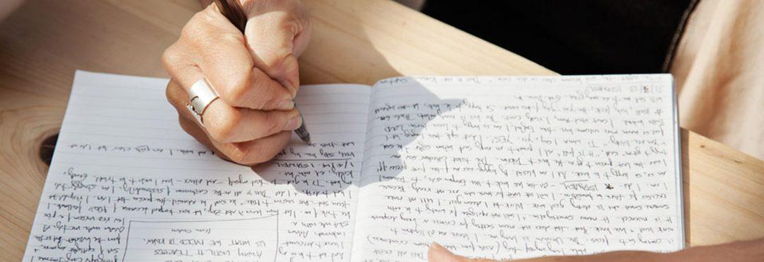 escritura terapeútica