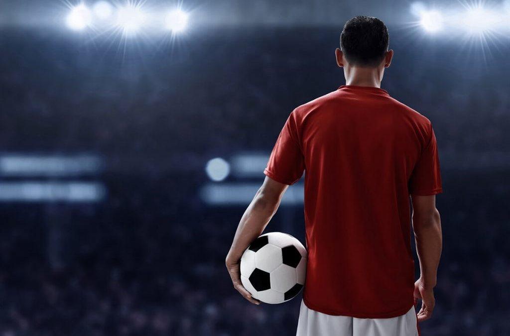futbolistas y ansiedad