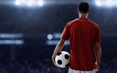 Los futbolistas también sienten ansiedad