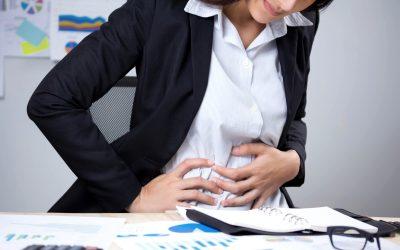 Nervios en el estómago: ¿Por qué se producen?.