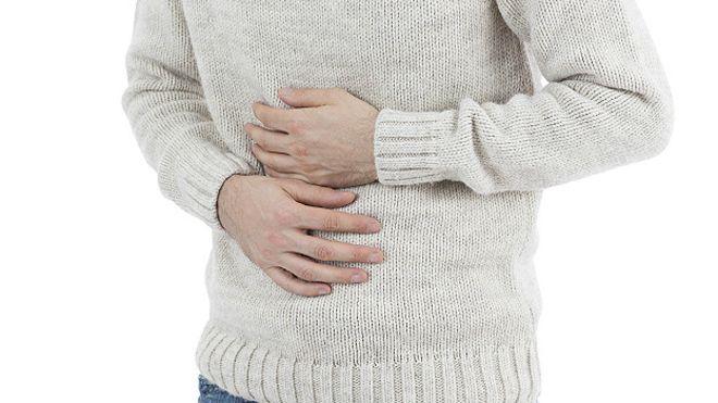 Colon irritable o Síndrome del intestino irritable.