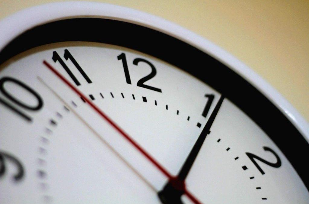 cómo nos ayuda la rutina