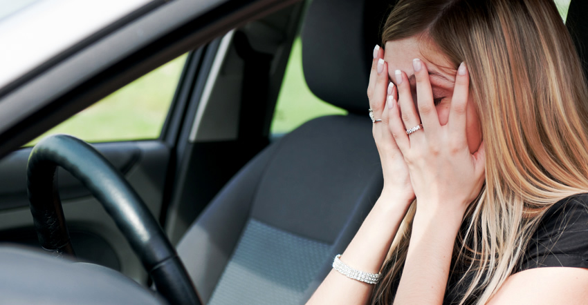 amoxofobia pánico o miedo a conducir