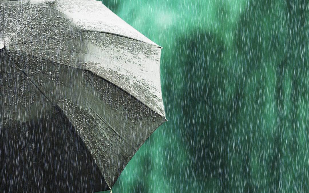 cómo nos afecta la lluvia