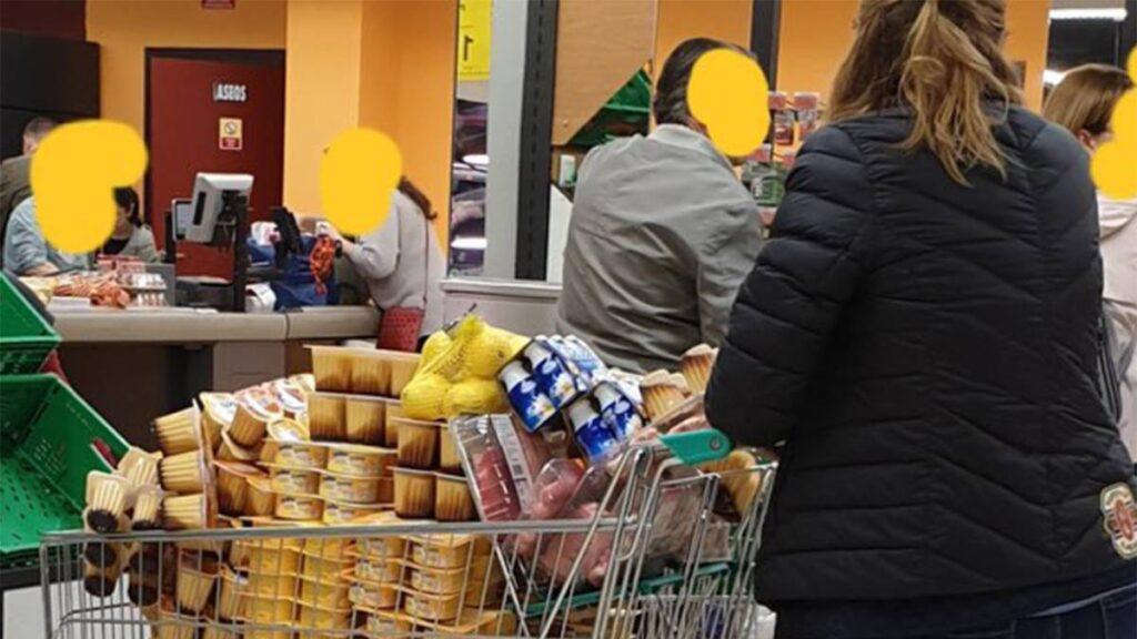 compras compulsivas por el pánico