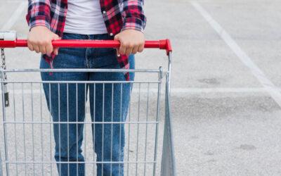 Las compras compulsivas por el pánico