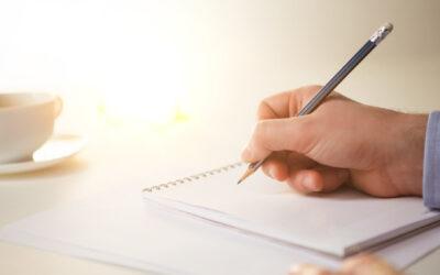 Cómo hacer un diario emocional