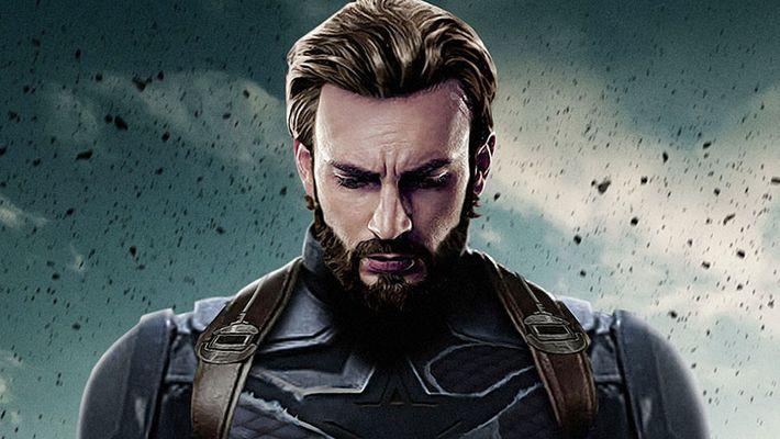 el pánico del Capitán América