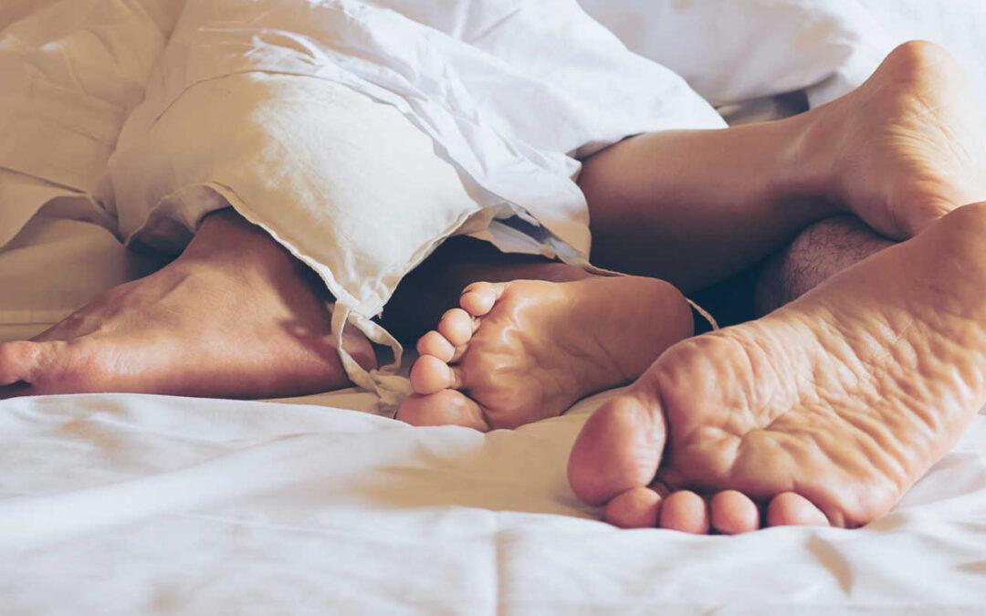 beneficios del sexo para la ansiedad