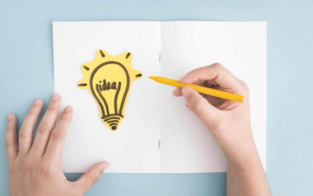 Ejercicios para aumentar mis fortalezas VIII: Creatividad e innovación